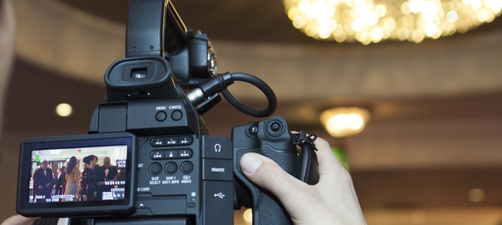 wideofilmowanie - idealna pamiątka ślubna